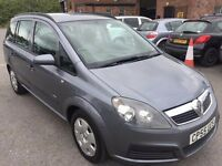Vauxhall Zafira 1.6 i 16v Life 5dr 7 Seater 2005 (55 reg), MPV £1299