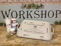 Shabby Chic - Image Transfer Workshop - Sun 18th Sept 10-1pm