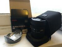 sigma 10-20mm f3.5 ex dc cannon fit