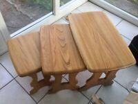 Ercol tables
