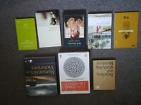 11 items Mostly brand new and some used fiction books and plays useful for English university degree