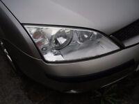 VAUXHALL VECTRA DRIVERS SIDE HEADLIGHT