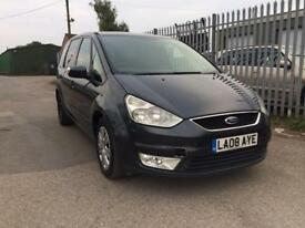 Ford galaxy tdci 7 seater