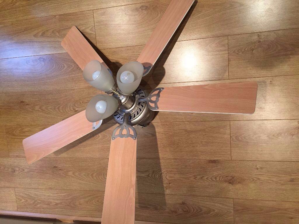 Homebase remote ceiling fan light in wickford essex gumtree homebase remote ceiling fan light aloadofball Gallery