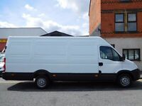 NO VAT Iveco Daily 35s12 LWB 4.6 metre 6.5 ft tall with full service history! (34)