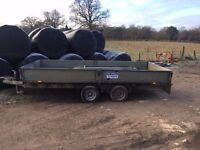 Ifor willams 14 ft trailer