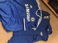 Chelsea old seasons clothing