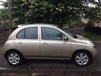 Nissan Micra 1.4 2003 (03)**Automatic**Long MOT**Trade in to clear**ONLY £995