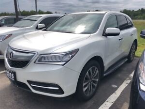 2016 Acura MDX Navigation Package LEATHER ROOF