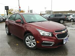 2015 Chevrolet Cruze 1LT**KEYLESS ENTRY**BLUETOOTH**