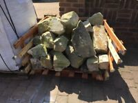 Garden rockery / decorative stones - all shapes and sizes!