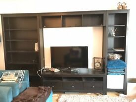 Storage Unit/Tv Stand/Bookshelves