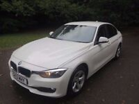 BMW 3 Series 2.0 320d EfficientDynamics 4dr (startstop)