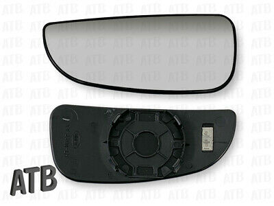 Spiegelglas für PEUGEOT BOXER 1999-2006 links sphärisch fahrerseite