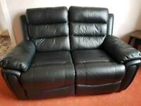 Recliner two chair and single chair