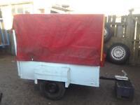 5x3 car trailer