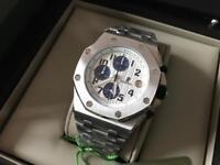 Swiss Audemars Piguet RoyalOak Chronograph Watch