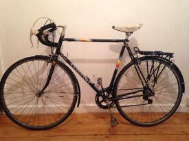 Vintage Peugeot Racer Bike