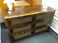 Chest of drawers mahogany - British Heart Foundation sco39426