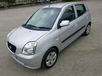 KIA PICANTO 1.0 GS 5DR HATCHBACK IDEAL NEW DRIVER CAR 2006