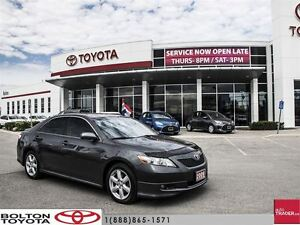 2009 Toyota Camry 4-Door Sedan SE 5A Mint Condition, Sporty AND