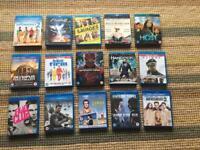 Blu-ray job lot 15 great titles
