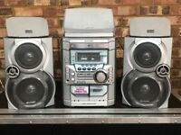 Sharp CD-DVD500 Home Theatre System