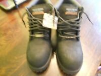 Size 10 Black Skechers BRAND NEW