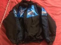 Scott leathers jacket medium
