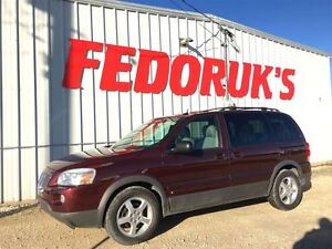 2009 Pontiac Montana SV6 SE Package ***FREE C.A.A PLUS FOR 1 YEA