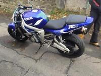 Yamaha r6000