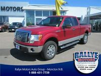 2010 Ford F-150 XLT, 4x4, 5.4L V-8, Trade-In
