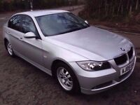 STUNNING 2005 E90 BMW 320i SE **FULL YEARS MOT**TIMING CHAIN AND SERVICE 1K AGO!!! LOW MILEAGE