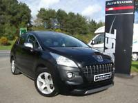 PEUGEOT 3008 1.6 HDi 112 Exclusive (black) 2011