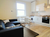 A gorgeous four bedroom flat on the second floor, newly refurbished, on Peckham High Street