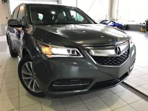 2016 Acura MDX Tech Pkg  Certified Preowned  7 Years 130000 KMS