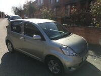 DAIHATSU SIRION 1.0 SE 09 REG ONE OWNER 5 DOOR £30 YEARLY ROAD TAX SERVICE HISTORY