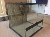 vivarium, perfect condition