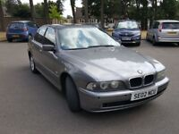 BMW 5 Series 2.0 520i Petrol Manual SE 4dr PSH MOT