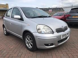 2005 Toyota Yaris 1.3 Colour Collection 5 Door