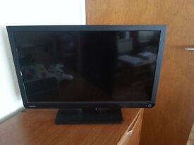 "Toshiba 24W1433B 24"" HD LCD TV"