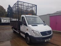 MERCEDES-BENZ SPRINTER 513 CDI TIPPER/CAGE 2011REG FOR SALE