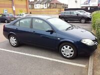 Nissan Primera 1.8 2004 Automatic transmission, 2 owners