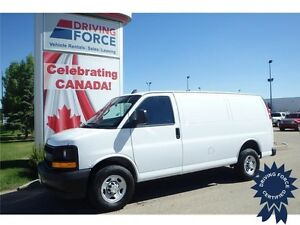 2017 Chevrolet Express Cargo Van Cargo Van Rear Wheel Drive
