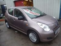 Suzuki ALTO SZ3,5 door hatchback,clean tidy car,runs and drives well,£20 a year road tax,only 49,000