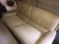 Sofa Bed and arm chair