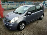 Nissan Note Accenta -2 owners, FSH, warranty