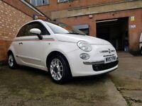 2008 57 Fiat 500 Sport RHD - 1.4cc - 3 Months Warranty