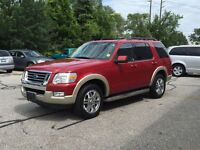2010 Ford Explorer Eddie Bauer - 4X4, Sunroof, Leather Heated Se