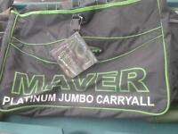 maver carryall bag fishing